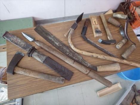 草來舎 森林教育 環境教育 ESD 木工 美術教育