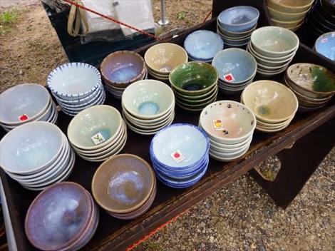 くらふてぃあ杜の市 クラフトフェア 駒ケ根 草來舎 和食器 陶器 焼物