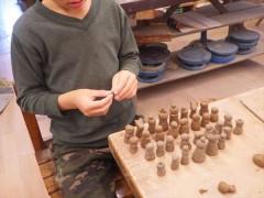 草來舎 陶芸教室 焼物教室 自然体験 造形教育 美術教育