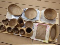保育園 幼稚園 陶芸教室 造形教室 美術教育 造形教育 草來舎 和食器