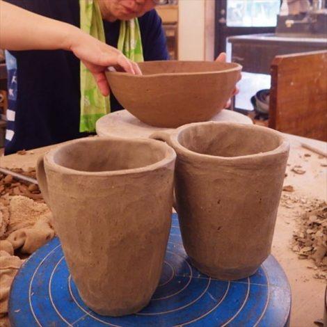 草來舎 和食器 陶芸教室