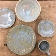 草來舎 和食器 陶芸教室 造形教育 暮らしの器