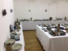 草來舎 会津展示会 和食器 灰釉 焼締め 登り窯